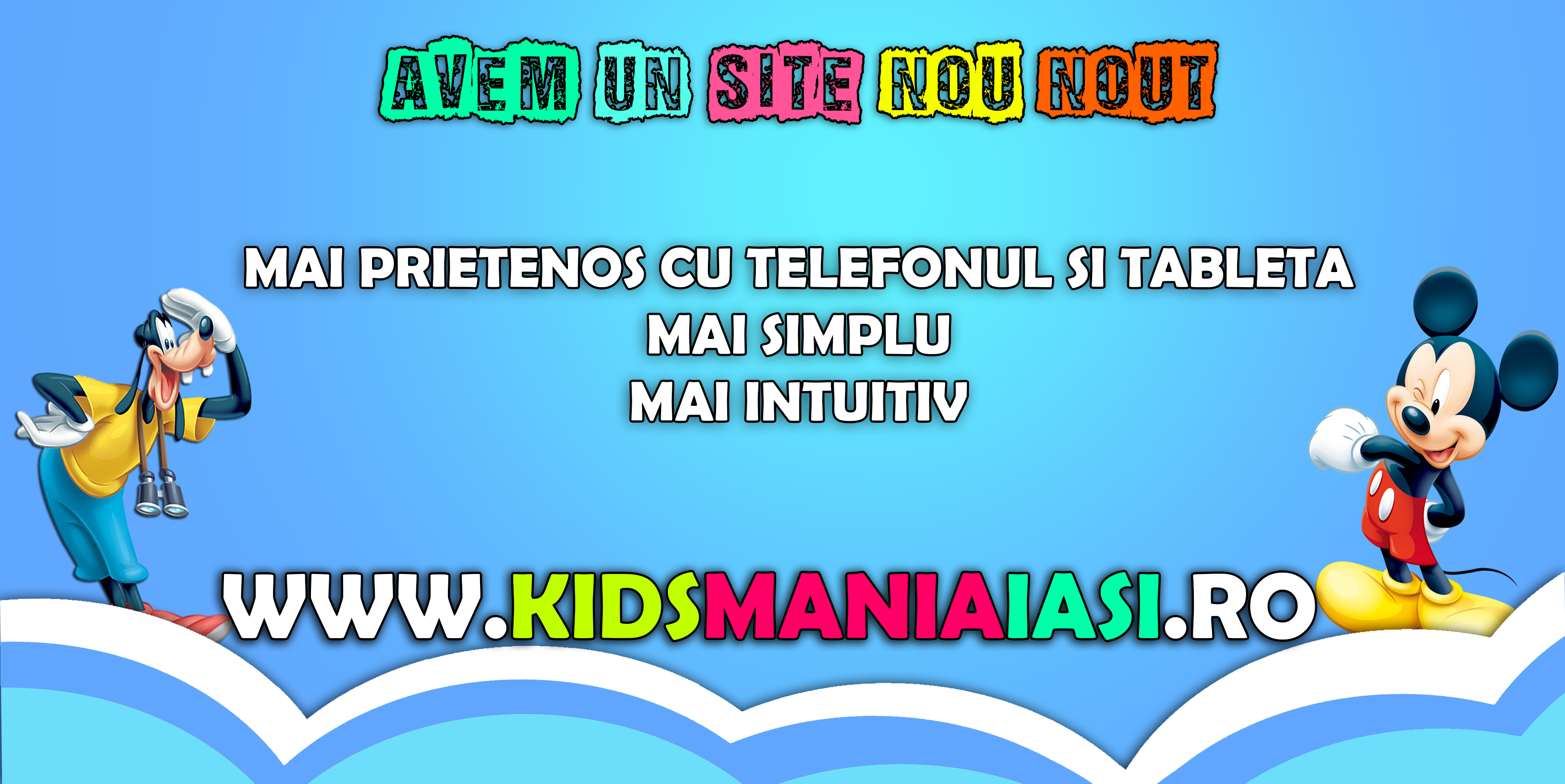 kids mania iasi - petreceri pentru copii, ursitoare la botez, animatori, mascote disney