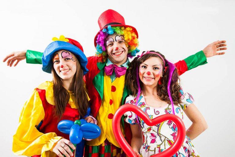 Animatori clowni si clownite pentru petreceri in Iasi