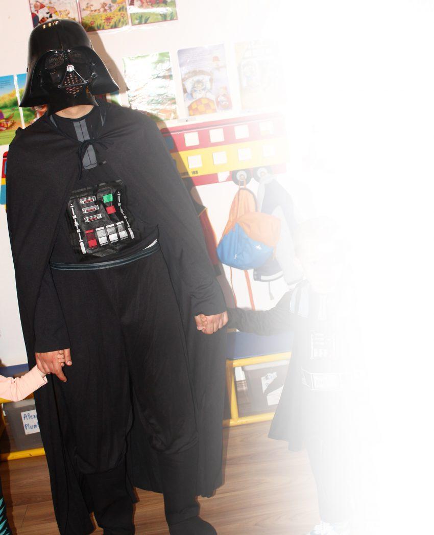 Star Wars Darth Vader - animator petreceri Iasi