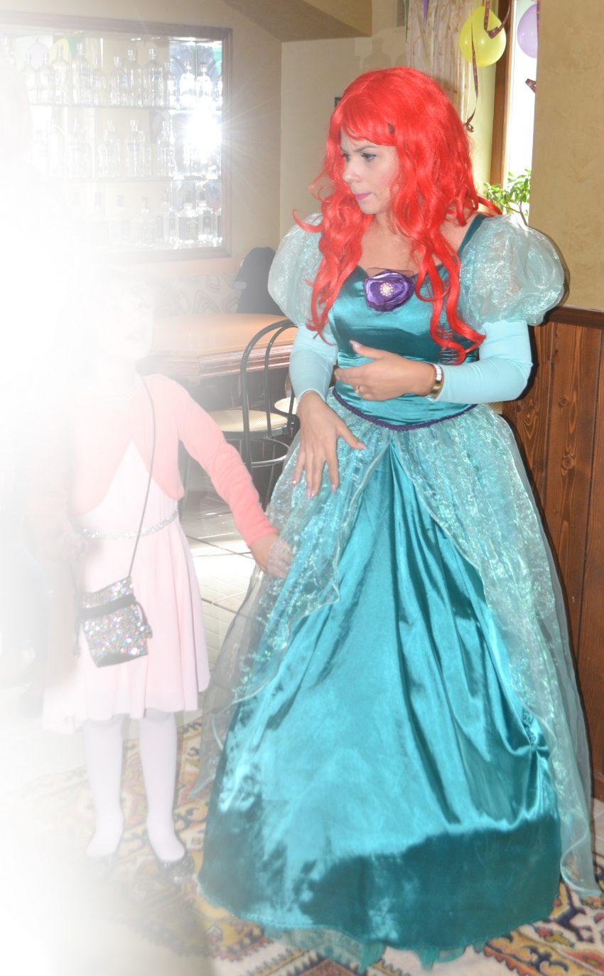 Ariel sau Mica Sirena, animatoare la petreceri pentru copii in Iasi